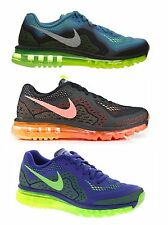 New Mens Nike Air Max 2014 Training Running Shoes Retail $180