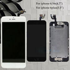 LCD Display Touch Screen Digitizer+Home button Assembly For iPhone 6S/6/ 6 plus