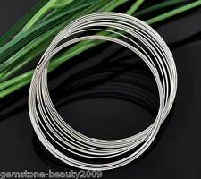 Wholesale HOT! Memory Beading Wire for Bracelet 50-55mm B09062