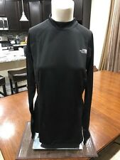 The North Face Women Warm Long Sleeve Mock Neck Baselayer Flashdry NWT