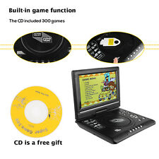 7.8-9.8' LCD Display DVD Player Portable DVD Player 270  Rotatable--For children