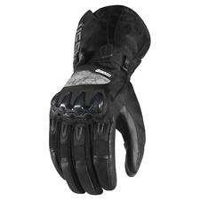 2015 Icon Patrol Waterproof Motorcycle Street Riding Cycle Protection Glove