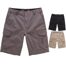 Alpinestars Radar Chino Mens Shorts Motorcycle Casual Cargo Shorts