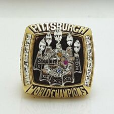 New 2005 Pittsburgh Steelers Championship ring Nice Gift