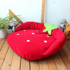 Pet Dog Soft Sofa Kennel Cat Puppy Bed Mat Pad Cushion Washable Removable S M L