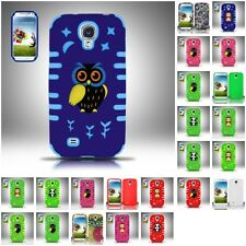 For Samsung Galaxy S4 Silicone Rubber Soft Grip Phone Case