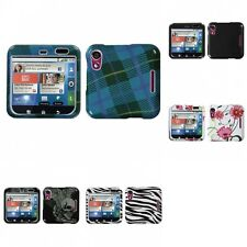 For Motorola Flipout MB511 Design Snap-On Hard Case Phone Cover