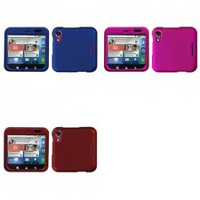 For Motorola Flipout MB511 Snap-On Hard Case Phone Skin Cover Accessory