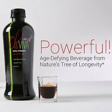 OLIVIVA® AGE DEFYING BEVERAGE FROM NATURE'S TREE OF LONGEVITY