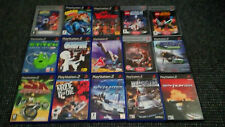 Playstation 2/PS2 Games Make Your Own Bundle/Joblot Tested And Complete (5)