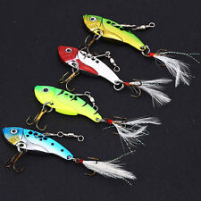 Casting Fishing Lures Bass Tackle Gear Saltwater Freshwater Spoons Spinner Baits