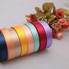 Single Bows New 5/8'' Bow Sewing Party Handicraft Ribbon Satin Wedding