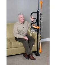 Stander Adjustable Security Safety Pole Grab Bar Stand Up Assist Aid Handle New