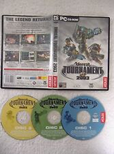 20944 PC Game - Unreal Tournament 2003 - (2002) Windows XP