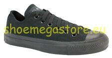 Original Converse Black Mono OX Chuck Taylor All Star M5039