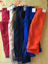 NWT Gymboree Boys Pull on Athletic Fleece lined Gymster Pants 5,6