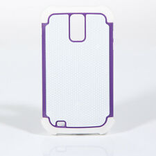 Rugged Armor Hybrid Hard Case Cover For Samsung Galaxy S2 T989 Epic Touch Sprint