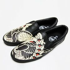 Slip on, gothique, rock, emo DRAVEN EAGLE CREST
