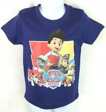 Boys Paw Patrol Children T Shirts T-shirts Boys Kids toddler 3 4 5 6 7 8 years