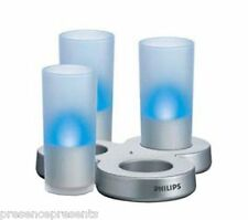 HYGGE 3 6 9 OR 12 PHILIPS IMAGEO SAFE FLAME-LESS CANDLE LED LIGHT INDOOR OUTDOOR