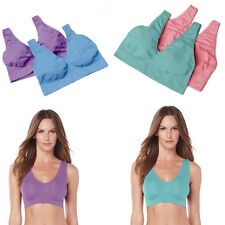 "$29.90 Rhonda Shear Seamless ""Ahh Bra"" 2 Pack 448328J SALE $19.99"