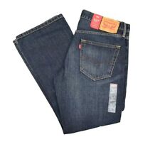 LEVI'S 527 MEN'S JEANS PANTS CLASSIC SLIM FIT BOOTCUT LEG 527-4257 BLUE