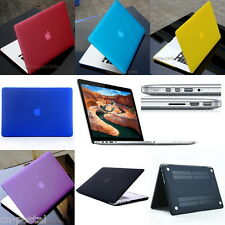 Matte Hard Case Cover Shell Housing Screen Protector fr New MacBook Pro 15 A1398