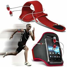 Running Fitness Sports Armband Case & Handsfree For Apple Iphone 6 Plus