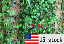 100leaf artificial grape vine faux plant foliage fake leaf Ivy garland wedding