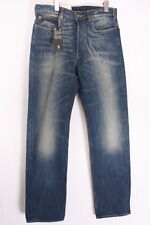Lee Buddy Jeans Mens BNWT Busted Rider Wash