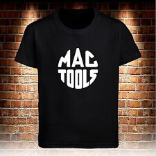 Black T-shirt Mac Tools Mechanics Truckers Men's Tshirt S to 3XL