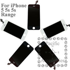 Replacement Screen For Apple iPhone 5 5C 5S Touch Screen Retina LCD Assembly Kit