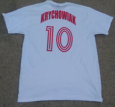 POLAND/POLSKA T SHIRT, NEW/tag, KRYCHOWIAK WITH NUMBER 16