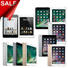 New Apple iPad mini 1,2,3 or 4 16GB/32GB/64GB/128GB 7.9in Computer Wi-Fi Tablet