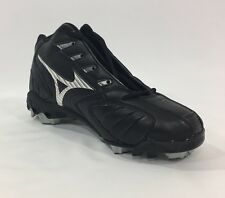 Mizuno Mens 9 Spike Franchise G3 Mid Baseball Cleat