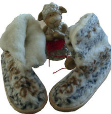 Slippers aus 100% Wool Slippers slippers 100% Wool