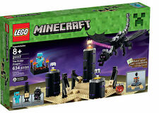LEGO Minecraft Creative Adventures The Ender Dragon 21117 - New, Free Shipping!