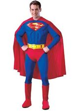 Adult Deluxe Classic Superman Costume Rubies 888016