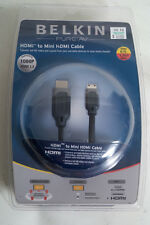 Pure AV Belkin HDMI 3.7m Audio 12' Video Cable Supports 1080P HDMI 1.3 NEW (065)