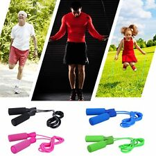 1PC Crossfit Aerobic Fitness Speed Gym Wire Boxing Jump Rope Exercise Skipping