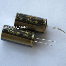 ELNA 4700UF 35V RA3 AUDIO Grade Electrolytic Capacitors 1 pcs/ 4 pcs