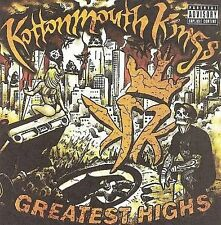 Kottonmouth Kings: Greatest Highs 2 CD SET EXPLICIT