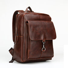 Men's Fashion Briefcase Outdoor Travel Backpack Rucksack Shoulder Laptop Bag