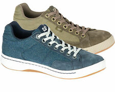 Caterpillar Mens Real Suede Leather Casual Trainer Summer Pump Walking Shoe
