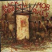 Black Sabbath - Mob Rules (CD 1996)