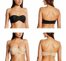 LILYETTE WHOLESALE WOMEN'S BRA STRAPLESS ASSORTED STYLE LOT MIXED SIZES NWT