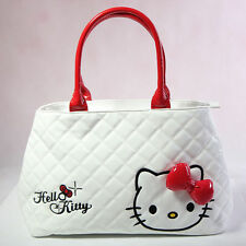 New HelloKitty Big Handbag Tote Bag Shoulder Shopping Bag lo-16011