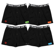 CT 4 X Pack Frank and Beans Boxer Shorts S M L XL S Size Mens Underwear  =