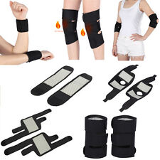 1 Pair Elastic Foam Pad Arm Elbow Guard Brace Sport Knee Guard Protector Support