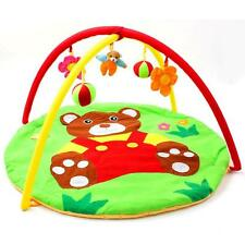Bear Baby Musical Activity Gym Play Mat Toy Soft Blanket Crawling Pad Cheap